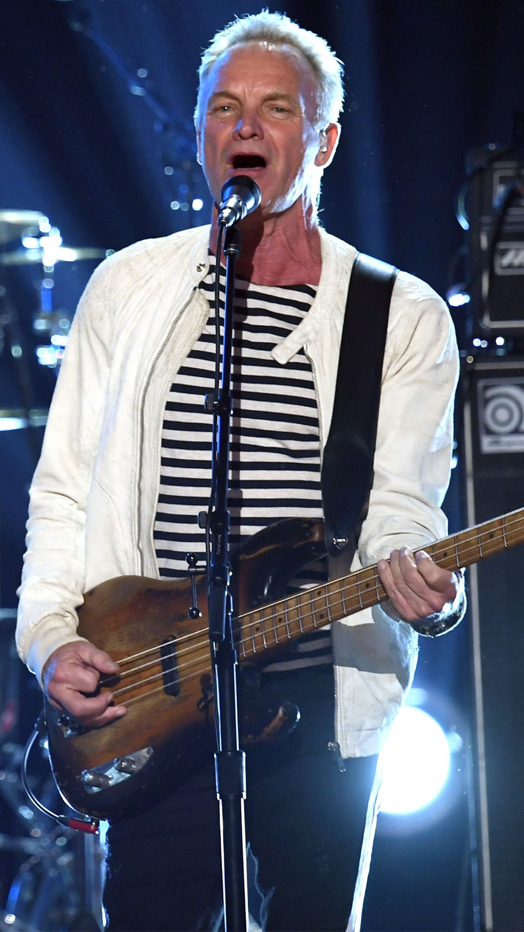 Shaggy, Sting, 2018 Grammy Awards, Performances
